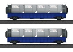 Märklin 44117 H0 Jettainer Wagen-Set