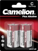 Camelion Baby Batterien, Plus-Alkaline, 1,5V, 2er Blister