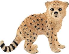 Schleich Wild Life - 14747 Gepardenbaby, ab 3 Jahre