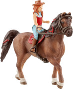 Schleich Horse Club Mädchen 1 & Quarter Horse Wallach