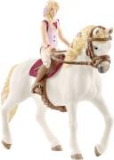 Schleich Horse Club Mädchen 2 & Andalusier Stute