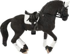 Schleich Horse Club 42457 Friese Hengst Reitturnier