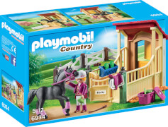 PLAYMOBIL 6934 Pferdebox ''Araber''