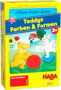 HABA Meine ersten Spiele  Teddys Farben und Formen