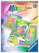 Ravensburger 29351 Malen nach Zahlen-Mixxy Colors-Ponys