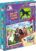 Schleich HorseClub - Box für Pferdefreunde für Kinder ab 8 Jahren.