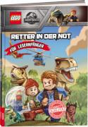 LEGO Jurassic World  - <br>Retter in der Not für Kinder ab 5 Jahren.