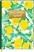 Mein 3 Minuten Tagebuch 2021 - Zitronen (All about yellow)