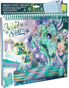 Nebulous Stars Kreatives Skizzenbuch Fantasiepferde Wasser