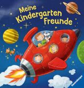 Ravensburger 44717 Kindergartenfreunde Weltraum